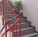 Handrails, covers